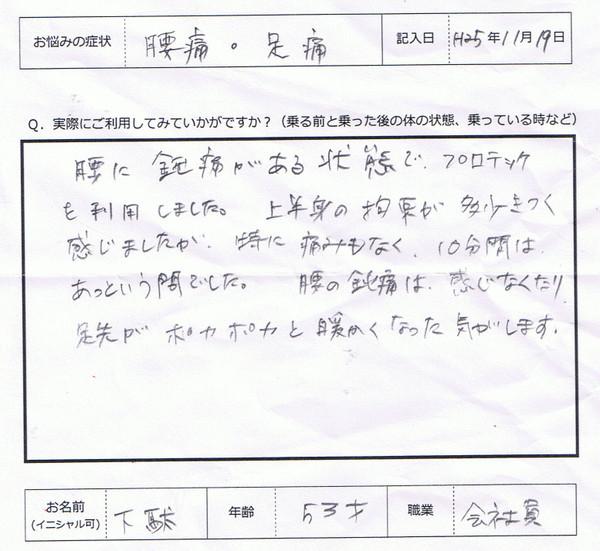 13 - 口コミ/体験談