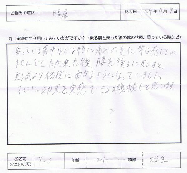 16 - 口コミ/体験談